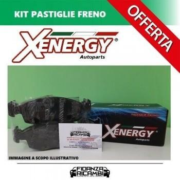 XENERGY X40517 ANTERIORE KIT PASTIGLIE FRENO