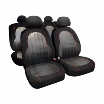 sedili Posteriori sdoppiabili R35S0389 2007-2012 compatibili con sedili con airbag rmg-distribuzione Coprisedili per MUSA Versione bracciolo Laterale