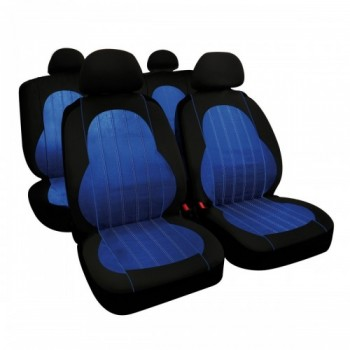 rmg-distribuzione RMG1835 Coprisedili Anteriori per Nissan TERRANO compatibili con Modelli 1993-2006